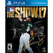 Sony MLB The Show 17 For Playstation 4