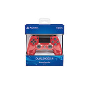 Sony Playstation 4 Dualshock 4 Red Controller