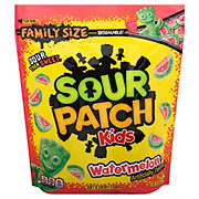 Sour Patch Watermelon Watermelon Soft & Chewy Candy Bulk Pack