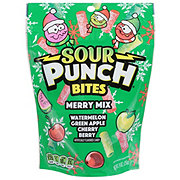 Sour Punch Bites Tropical Blend
