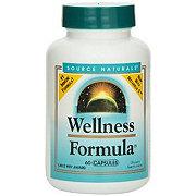 Source Naturals Wellness Formula Capsules