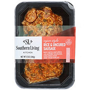 Southern Living Cajun Style Rice & Uncured Sausage