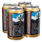 Southern Star Buried Hatchet Stout  Beer 12 oz  Cans
