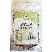 Southern Style Spices Basil Pesto Rub
