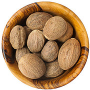 Southern Style Spices Whole Nutmeg