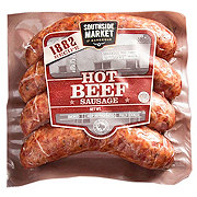 Southside Market & Barbeque Hot Beef Sausage