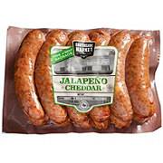 Southside Market & Barbeque Smoked Beef & Pork Jalapeno Cheddar Sausage Value Pack