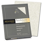 Southworth 8.5x 11 in Ivory Parchment Paper
