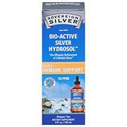Sovereign Silver Sovereign Silver Colloidal Silver Dropper Top
