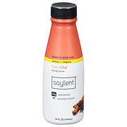 Soylent Ready-to-Drink Meal. Cafe Chai