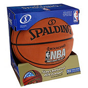 Spalding NBA Neverflat Hexagrip Basketball