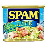 Spam Lite Luncheon Loaf