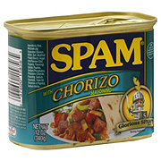 Spam With Chorizo Seasoning