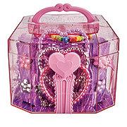 Sparkle Studio Lovely Jewelry with Vanity Case