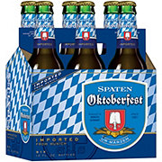 Spaten Oktoberfest Beer 12 oz Bottles