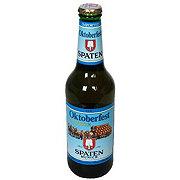 Spaten Oktoberfest Beer Bottle