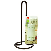 Spectrum Bronze Euro Paper Towel Holder