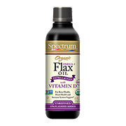 Spectrum Essentials Organic Ultra Enriched Flax Oil
