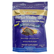 Spectrum Essentials Warrior Vitality Blend Dietary Supplement