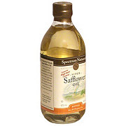 Spectrum Naturals Unrefined Safflower Oil