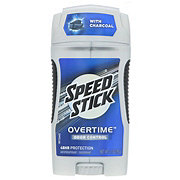 Speed Stick Overtime Charcoal