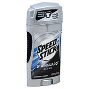 Speed Stick Stainguard Clean