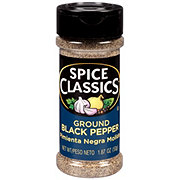 Spice Classics Black Pepper Ground