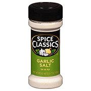 Spice Classics Garlic Salt