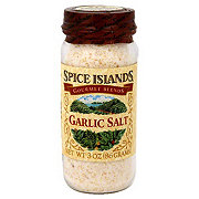 Spice Islands Gourmet Blends Garlic Salt