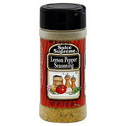 Spice Supreme Lemon Pepper Seasoning