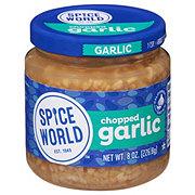 Spice World Chopped Garlic