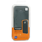 Spigen Galaxy S6 Edge Case Neo Hybrid, Gunmetal