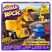 Spin Master Kinetic Rock Crusher Playset