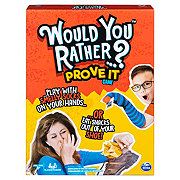 Spin Master Toys Would You Rather Board Game