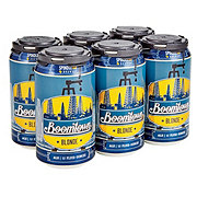 SpindleTap Boomtown Blonde Ale  Beer 12 oz  Cans