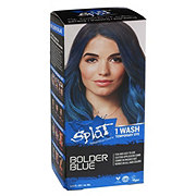 Splat 1 Wash Temporary Hair Dye Bolder Blue