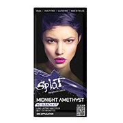 Splat Semi Permanent No Bleach Hair Dye Midnight Amethyst