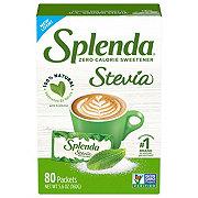 Splenda No Calorie Sweetener Naturals Packets