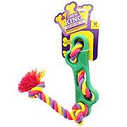 SportPet Design Chew King Bone Rope Dog Toy