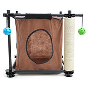 SportPet Design Kitty City Hideaway