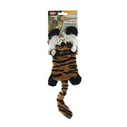 Spot Skinneez Flat Cats Dog Toy Tiger