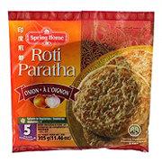 Spring Home Roti Paratha, Onion