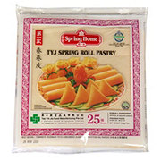 Spring Home Spring Home Tyj Spring Roll Pastry
