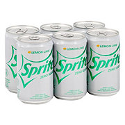 Sprite Zero Lemon-Lime Soda 7.5 oz Cans