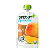 Sprout Stage 1 Mango Organic Baby Food