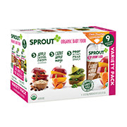 Sprout Stage 2 Variety Pack