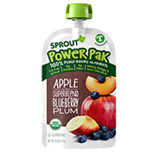 Sprout Toddler Apple with Superblend Blueberry Plum