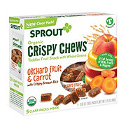 Sprout Toddler Chews Orchard Fruit & Carrot