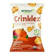 Sprout Toddler Crinklez Pumpkin Carrot