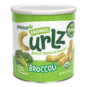 Sprout Toddler Curlz Broccoli